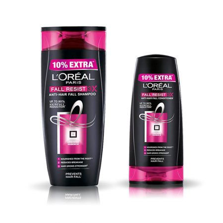 L'Oreal Paris Fall Resist 3X Shampoo & Conditioner