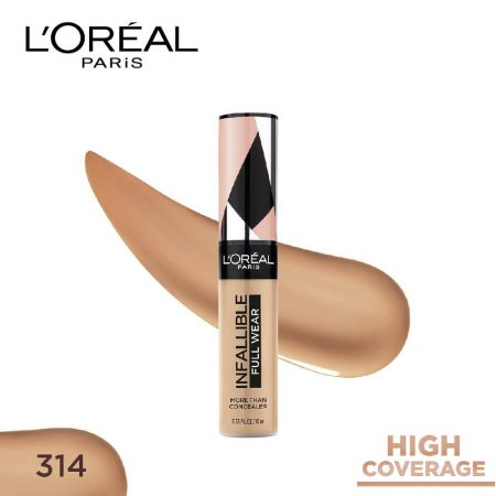 L'Oreal Paris Infallible Full Wear Concealer 314