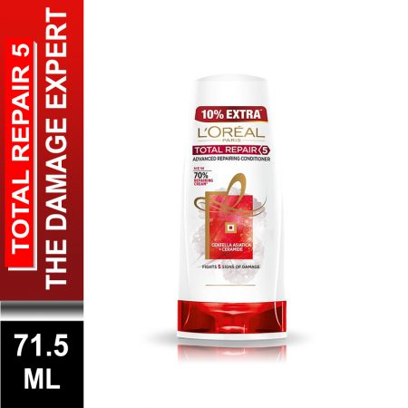 L'Oreal Paris Total Repair 5 Conditioner (71.5 ml)