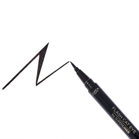 L'Oreal Paris Flash Cat Eye Eyeliner Black