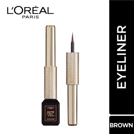 L'Oreal Paris Matte Signature Liner (Brown)