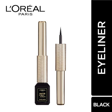 L'Oreal Paris Matte Signature Liner (Black)