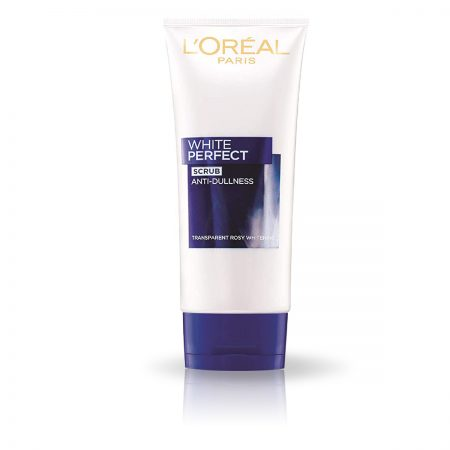 L'Oreal Paris White Perfect Anti-Dullness Scrub 100ml