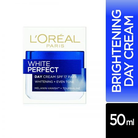 L'Oreal Paris White Perfect Day Cream SPF 17 Pa++ 50ml