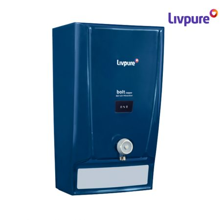 Livpure Bolt Copper RO Water Purifier