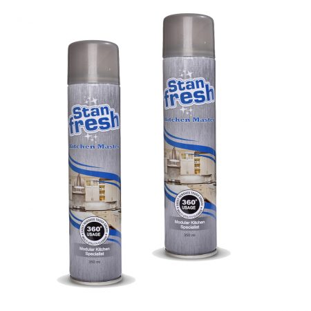 Stanfresh Kitchen Master Spray 350ml Pack of 2