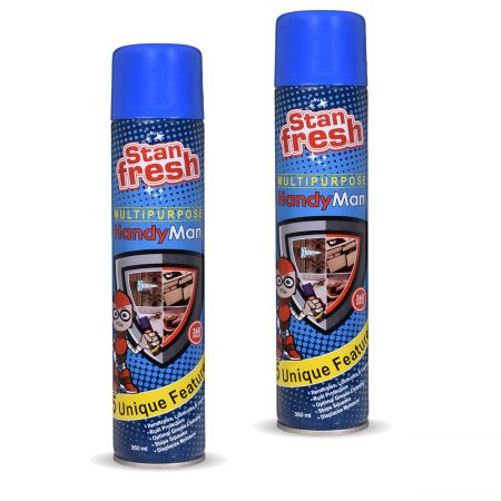 Stanfresh Multipurpose Handy Man 350ml Pack of 2