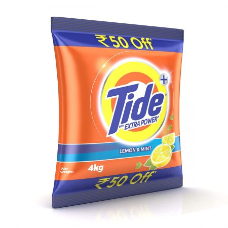 Tide Plus Extra Power Detergent Washing Powder