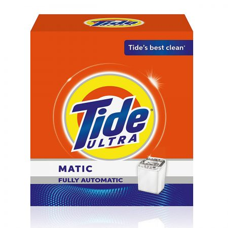 Tide Ultra Matic Detergent Washing Powder