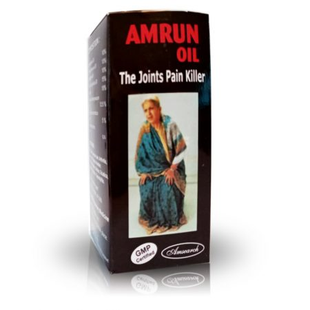 AMRUN OIL Ayurvedic Pain Killer Oil 50ml