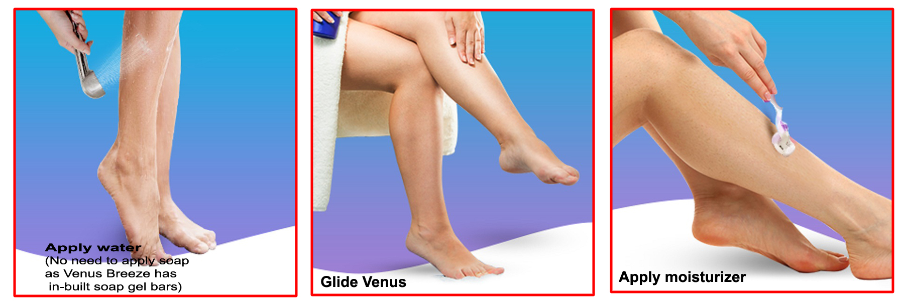 Gillette Venus Breeze Cartridge