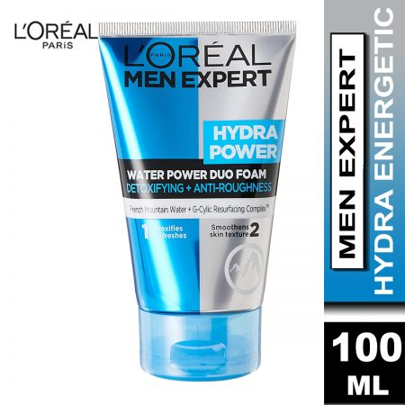 L'Oreal Men Expert Hydra Power Water Power Duo Foam 100 ml