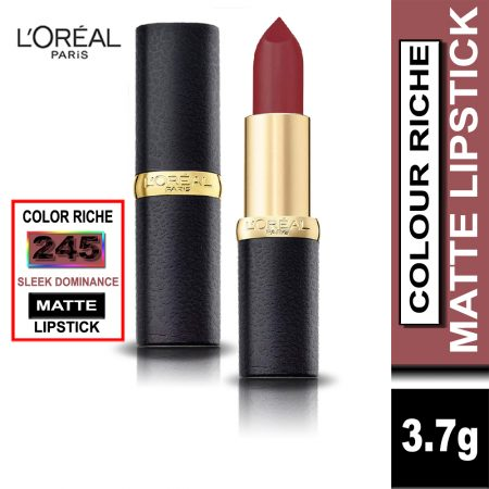 L'Oreal Paris Color Riche Moist Matte Lipstick (...