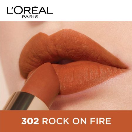 L'Oreal Paris Color Riche Moist Matte Lipstick 302