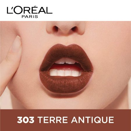 L'Oreal Paris Color Riche Moist Matte Lipstick 303