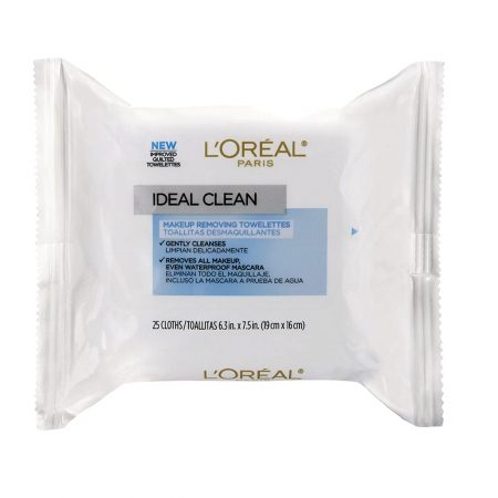 L'Oreal Paris Ideal Skin Makeup Removing Towelettes