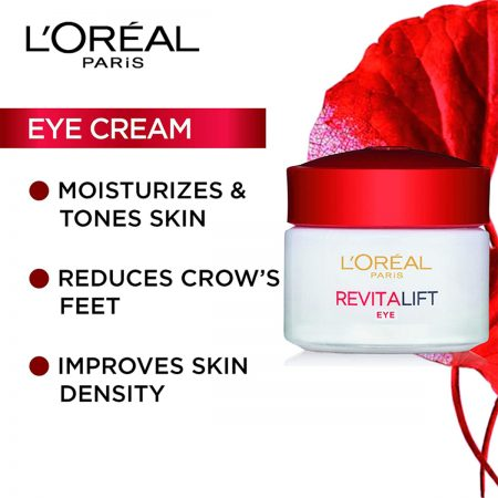 L'Oreal Paris Revitalift Moisturizing Eye Cream 15ml