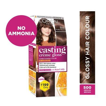 L'Oreal Paris Casting Cream Gloss Hair Colour 500