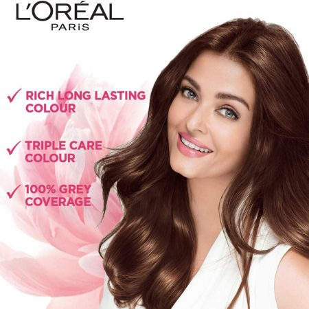 L'Oreal Paris Excellence Cream Hair Colour main