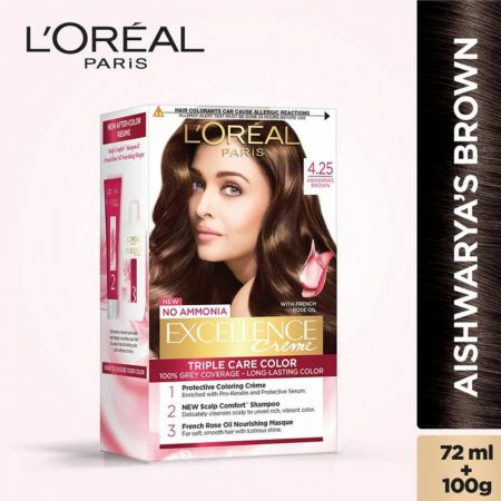 L'Oreal Paris Excellence Cream Triple Care Colour