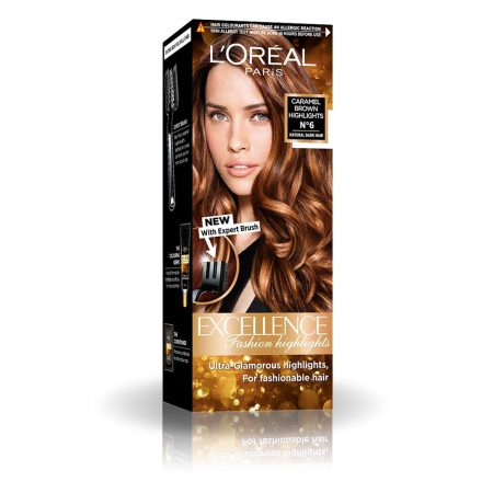 L'Oreal Paris Excellence Fashion Caramel Bro...
