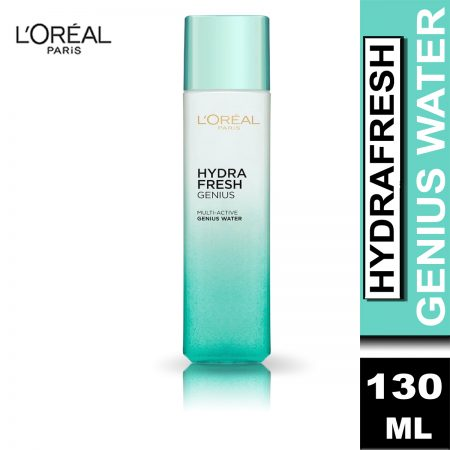 L'Oreal Paris Hydrafresh Genius Water 130ml