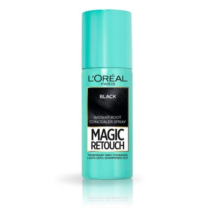 L'Oreal Paris Magic Retouch Regular Black