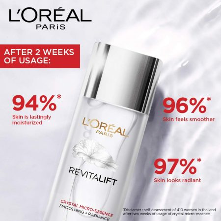 L'Oreal Paris Revitalift Crystal Micro-Essence 65ml
