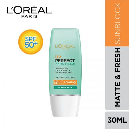 L'Oreal Paris UV Perfect Matte & Fresh, 30ml