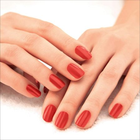 Lakme Absolute Gel Stylist Nail Color Blazing, 15 ml