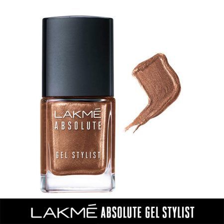 Lakme Absolute Gel Stylist Nail Color Cheers, 15ml