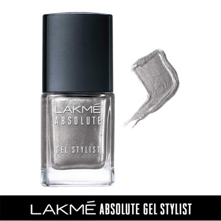 Lakme Absolute Gel Stylist Nail Color Diva, 15ml