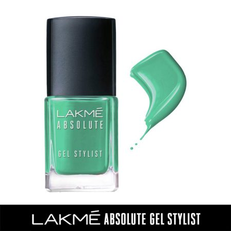 Lakme Absolute Gel Stylist Nail Color Hemp, 15ml