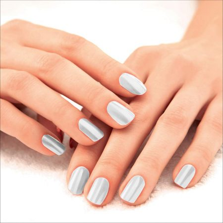 Lakme Absolute Gel Stylist Nail Color Snowbal, 15ml
