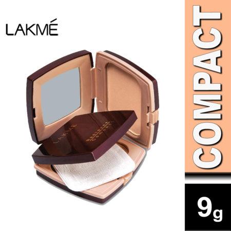 Lakme Radiance Complexion Compact, Coral (9g)