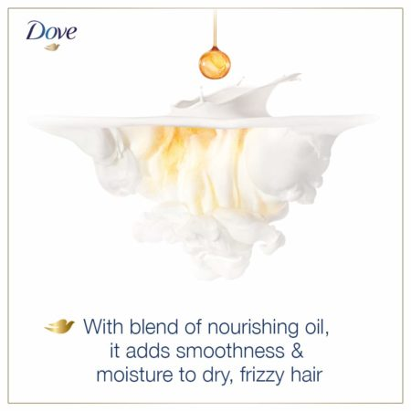Dove Nourishing Oil Care Shampoo 80