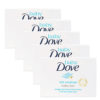 Dove Rich Moisture Bar Pack of 5
