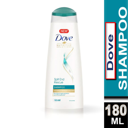 Dove Split End Rescue Shampoo (180ml)