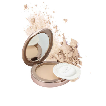 LakmE 9to5 Flawless Matte Complexion Compact, Melon (8g)