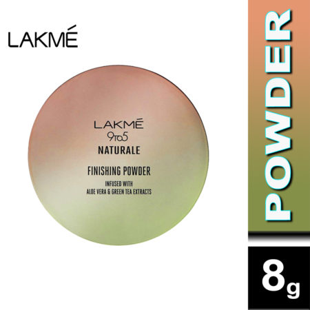 Lakme 9to5 Naturale Finishing Powder, 8g