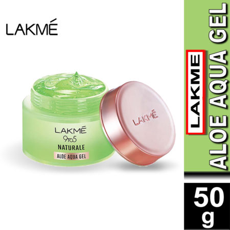 Lakme 9to5 Naturale Aloe Aqua Gel, 50g