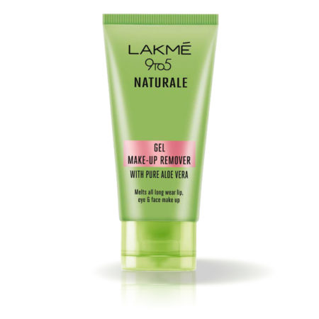 Lakme 9to5 Naturale Gel Make-Up Remover 50gm