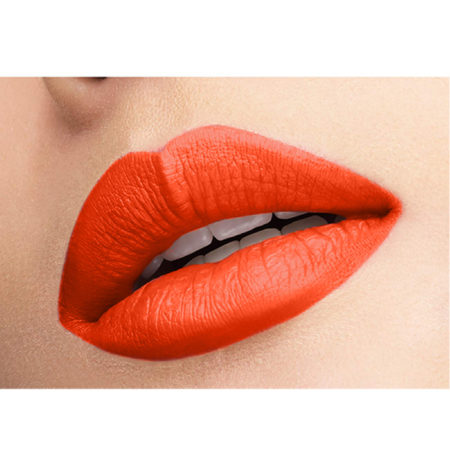 Lakme Absolute Matte Ultimate Lip Color With Argan Oil Orange County