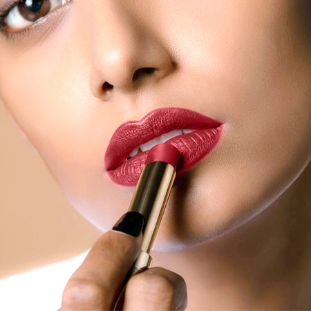Lakme Absolute Matte Ultimate Lip Color With Argan Oil