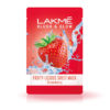 Lakme Blush And Glow Strawberry Sheet Mask 20 ml
