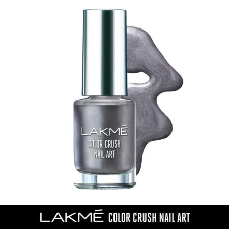 Lakme Color Crush Nail Art, C6 (6ml)
