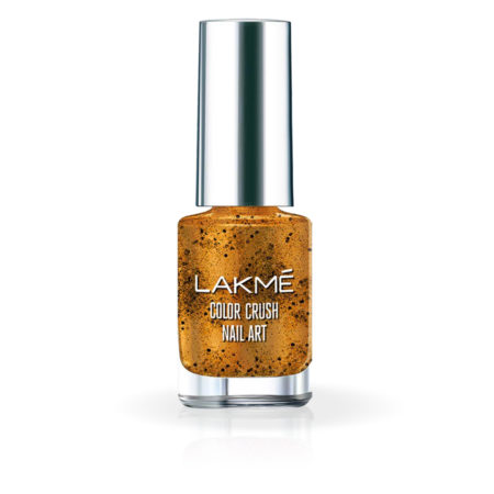 Lakme Color Crush Nail Art, F4 (6ml)