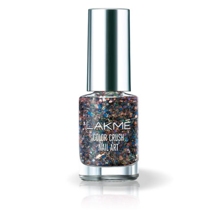 Lakme Color Crush Nail Art, G12 (6ml)