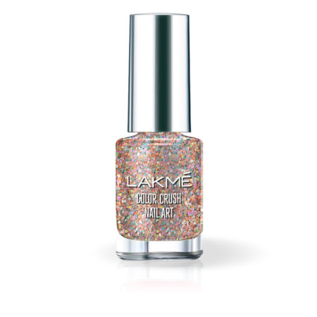 Lakme Color Crush Nail Art, T3 (6ml)