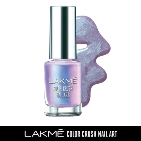 Lakme Color Crush Nail Art, U4 (6ml)